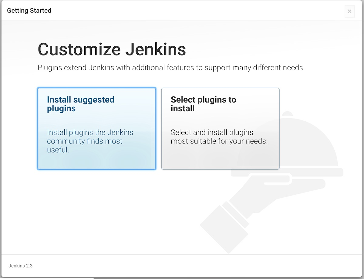 Jenkins安装过程